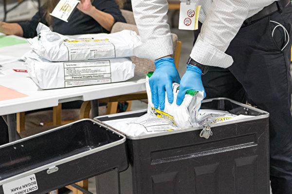 乔州有20万选票涉嫌违规 法律团体提诉讼
