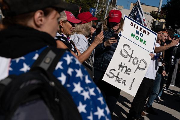 川普:不为自己 而是为7400万美国人而战