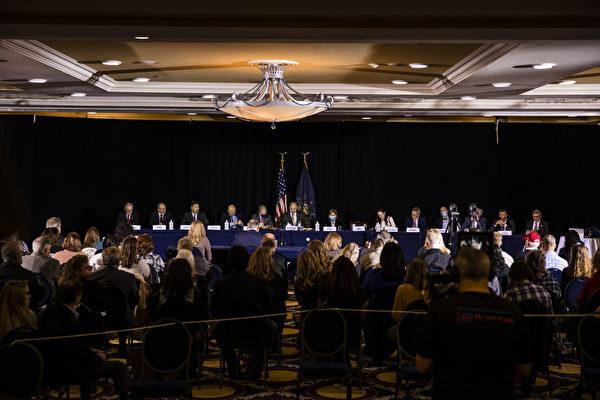 賓州議會提決議 要求州長撤銷選舉結果認證