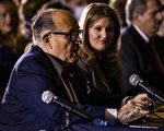 朱利安尼:亚利桑那州议会应另择选举人