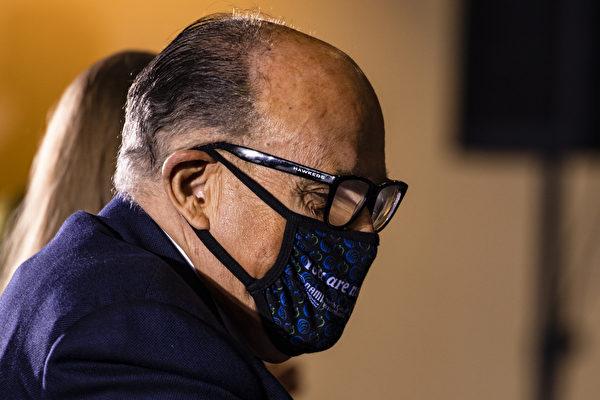 朱利安尼确诊 亚利桑那州议会关闭一周
