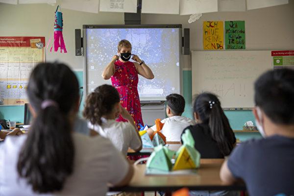 線上教學表現不佳 德州學區可要求面對面教學