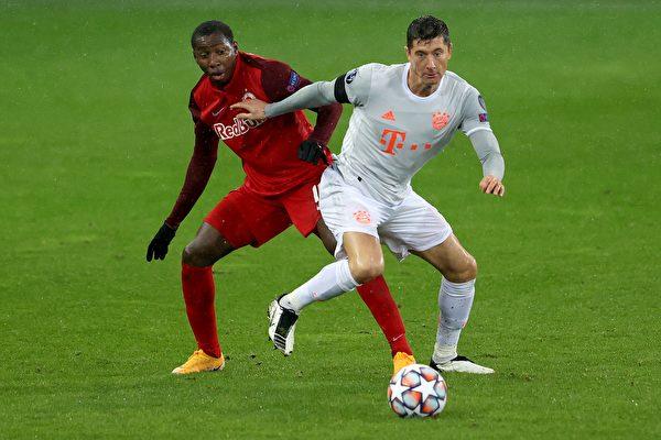 拜仁12分鐘4球創歐冠紀錄 皇馬險勝國米