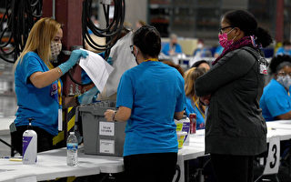 內華達州15縣市22%別黨選民投川普