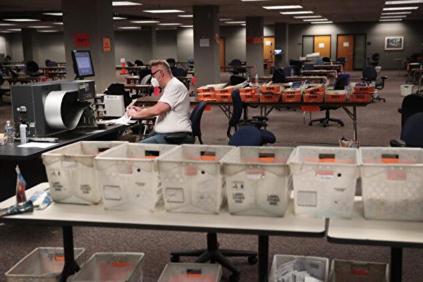 【名家專欄】大選劫案 威州極高投票率背後