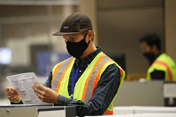 賓州監票員親證選舉違規 47個USB卡失蹤