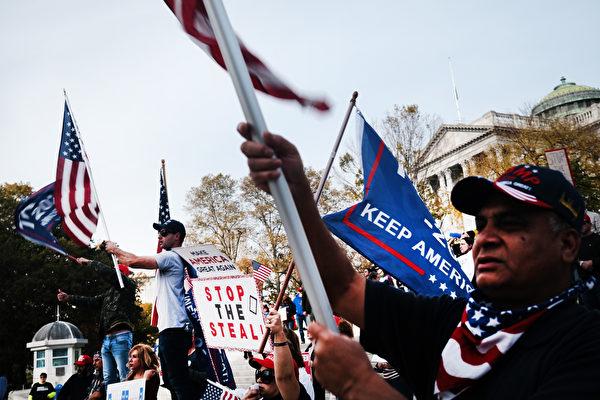 賓州共和黨人籲最高法院複審選舉訴訟案