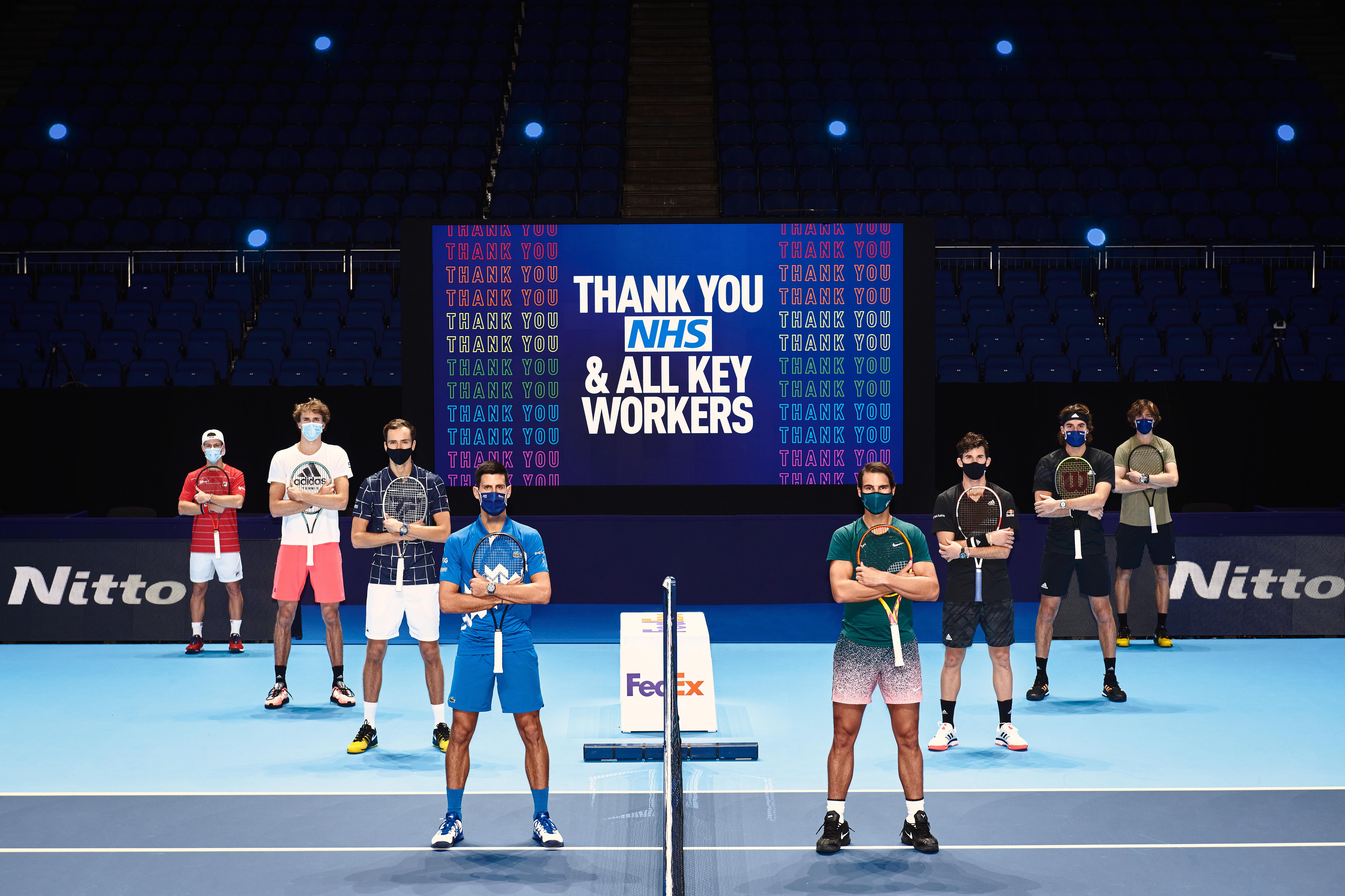 2020年ATP年终总决赛