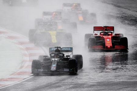 F1土耳其站正賽