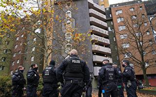 涉德累斯頓珍寶世紀失竊案 德警突襲抓三嫌