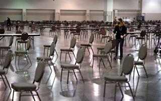 組圖:威斯康星州兩縣準備重新計票