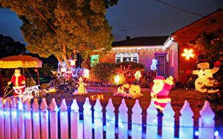 墨尔本知名圣诞灯光秀取消 56年首次