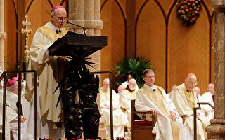 大主教三发信:川普不可击败 好人为他祈祷