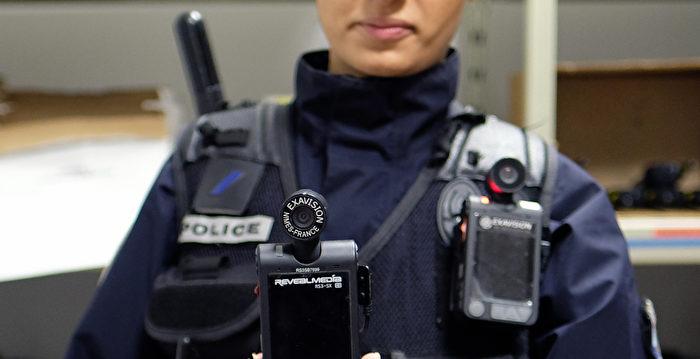 墨菲簽署新法 新澤西警員須隨身配戴攝像機執勤