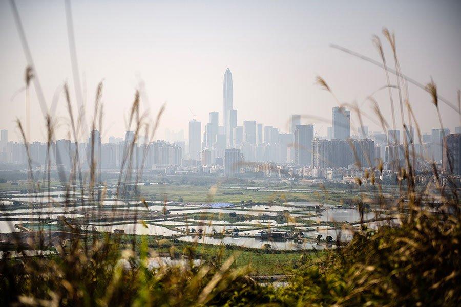 深圳二手房成交量連續三月下跌 10月降42%