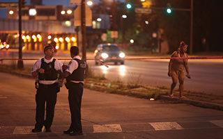 芝加哥周末频发枪击案 酿5死45伤