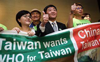 陳時中:後疫情時代的全球衛生網應納入台灣