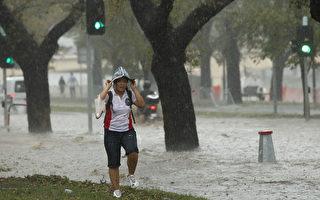 墨爾本上財年暴風雨頻襲 逾半數索賠來自東南區