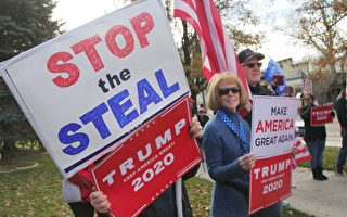 内华达州首府再次集会 抗议选举舞弊