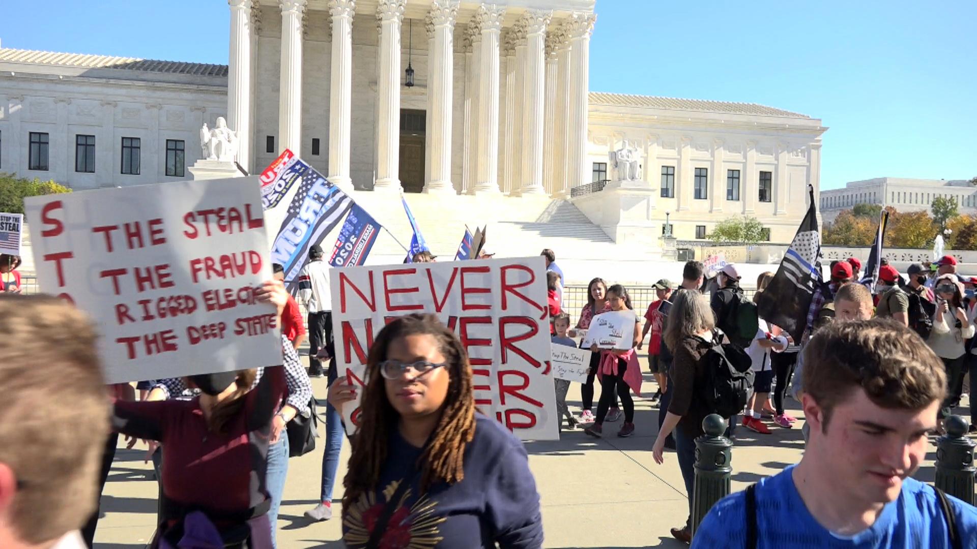 賓州共和黨:州最高法院應維持對上訴的裁決