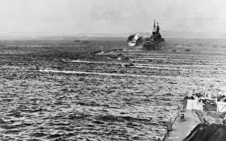 登陆作战有多难 美军夺取塞班岛的苦战