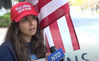 选民:川普因反社会主义获少数族裔大量选票