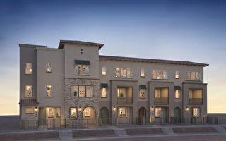 SHEA HOMES在MISSION VIEJO建造的美丽新屋