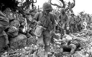 登陸作戰有多難 太平洋最大的沖繩島登陸