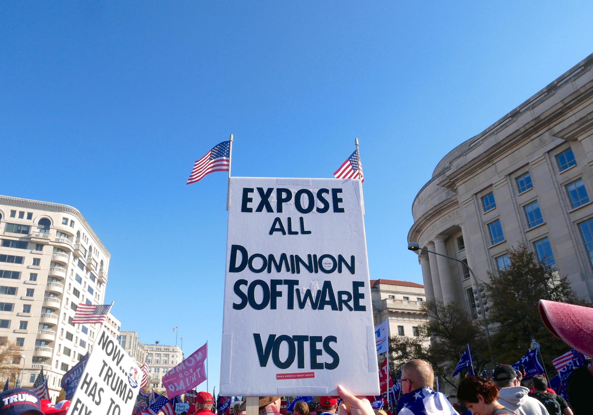 揭秘Dominion背後深層政府和外國勢力