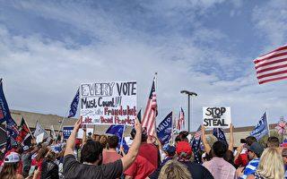 亞利桑那鳳凰城選民:我們要合法計算每一票