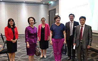 澳洲台湾同乡会举办第25届换任典礼