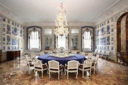 奧古斯都堡, 洛可可, 布呂爾, Brühl, 蒼鷺, 禮拜堂, 會客廳, 餐廳