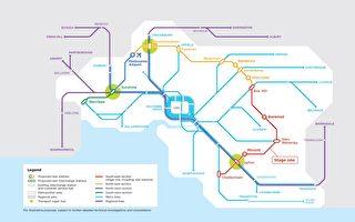 「郊區地鐵環線」:一期工程將啟動 收購物業引不滿