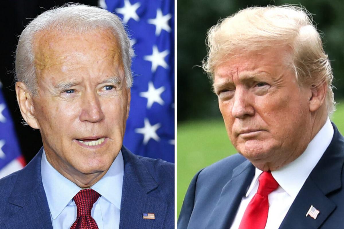 近日的美國大選,頗讓人心神不寧。(Mandel Ngan/AFP/Getty Images;Samira Bouaou/大紀元)