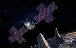 火星和木星之間發現無價礦藏