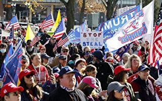川普支持者DC遭袭 众议员促举行听证调查