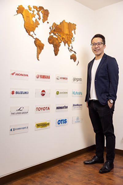 圖:中華民國經濟部國際貿易局委託外貿協會,於11月5日舉行「台灣精品機車產業線上記者會」。(台灣外貿協會提供)