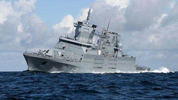 德国的巴登-符腾堡级护卫舰的首艘舰巴登-符腾堡号。(德国海军)