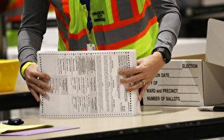 宾州法官裁决:共和党观察员可近看计票