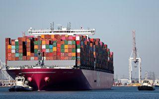 两艘货船被困中国港口 澳洲政府出面干预