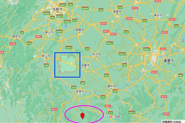 宜宾珙县4.1级地震 浅源地震多地震感强烈