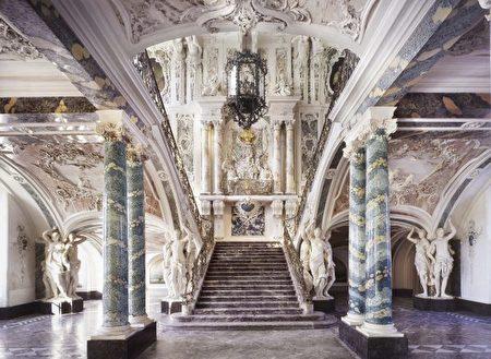 奧古斯都堡, 洛可可, 布呂爾, Brühl, 蒼鷺, 禮拜堂, 會客廳, 餐廳, 主階梯