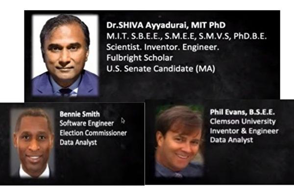 MIT博士挑戰拜登:6.9萬川普選票被軟件篡改