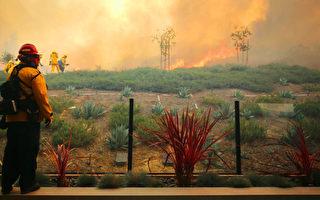 為加州燒傷的消防員籌款 一天逾40萬美元