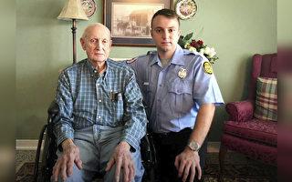 百年承傳 繼曾祖父二代後 佛州男成消防員