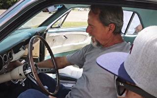 美國爸爸看到兒子送的夢想汽車 驚喜落淚