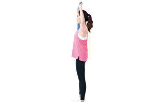 1个动作克服圆肩 训练肩部肌群