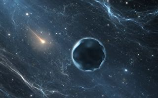 科學家:用新方法可「看見」暗物質光環