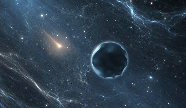 """科学家:用新方法可""""看见""""暗物质光环"""