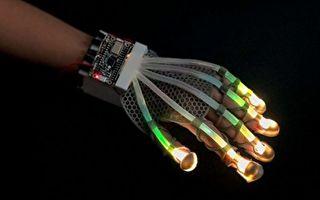 特殊感应器赋予机械手多维触感